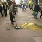 Julian Beever - Treasure Hunting 3