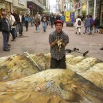 Julian Beever - Treasure Hunting 5