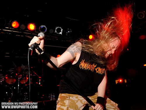 Bolt Thrower at Maryland DeathFest