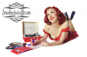 Ryan Armbrust - Pin-Up Records Shoot