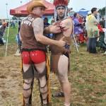 Ryan Armbrust - Kentucky Derby Infield Indians