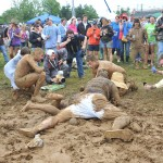 Ryan Armbrust - Kentucky Derby Infield Mudd Wrestling