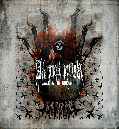 All Shall Perish Awaken The Dreamers Cover Art
