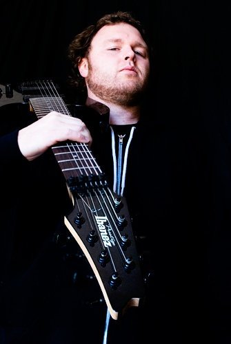 Ben Orum All Shall Perish 8 String