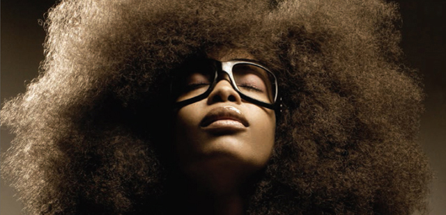 Erykah Badu Picture with Glasses