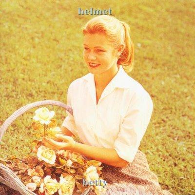 Helmet Album Betty Cover Photo