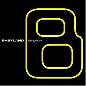 Babyland Decade One Album Cover