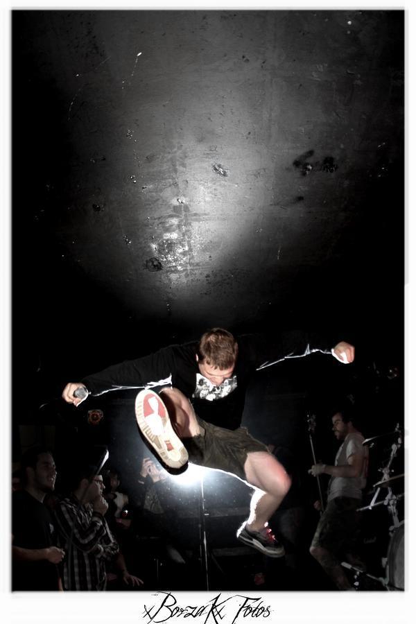 Blacklisted Band Live