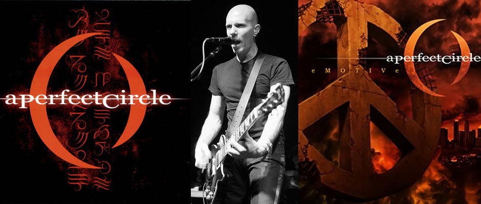 A Perfect Circle Interview with Billy Howerdel