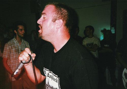Dropdead Live Punk 98