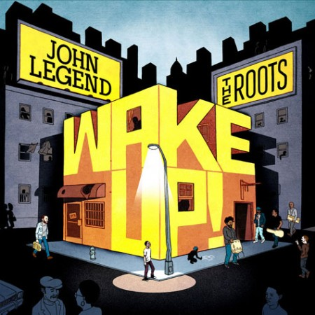 John Legend and The Roots drop Wake Up!