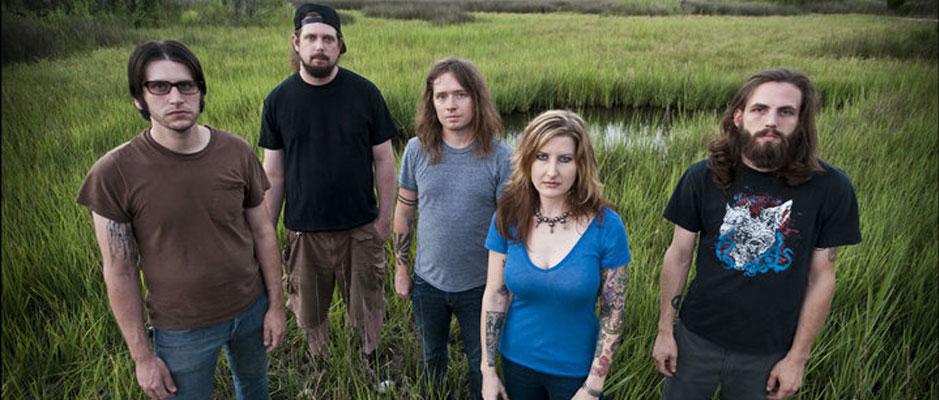 Kylesa Group Band Photo
