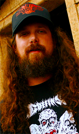Phillip Cope of Kylesa