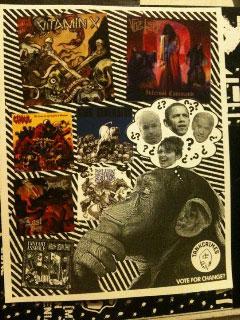 Tankcrimes 2008 Election Flyer
