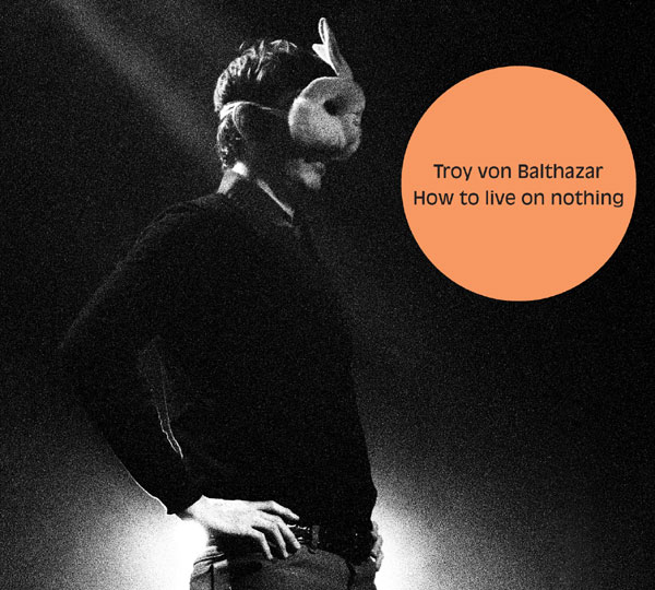 How To Live on Nothing Album Cover