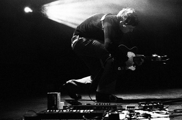 Troy Von Balthazar Live Photo