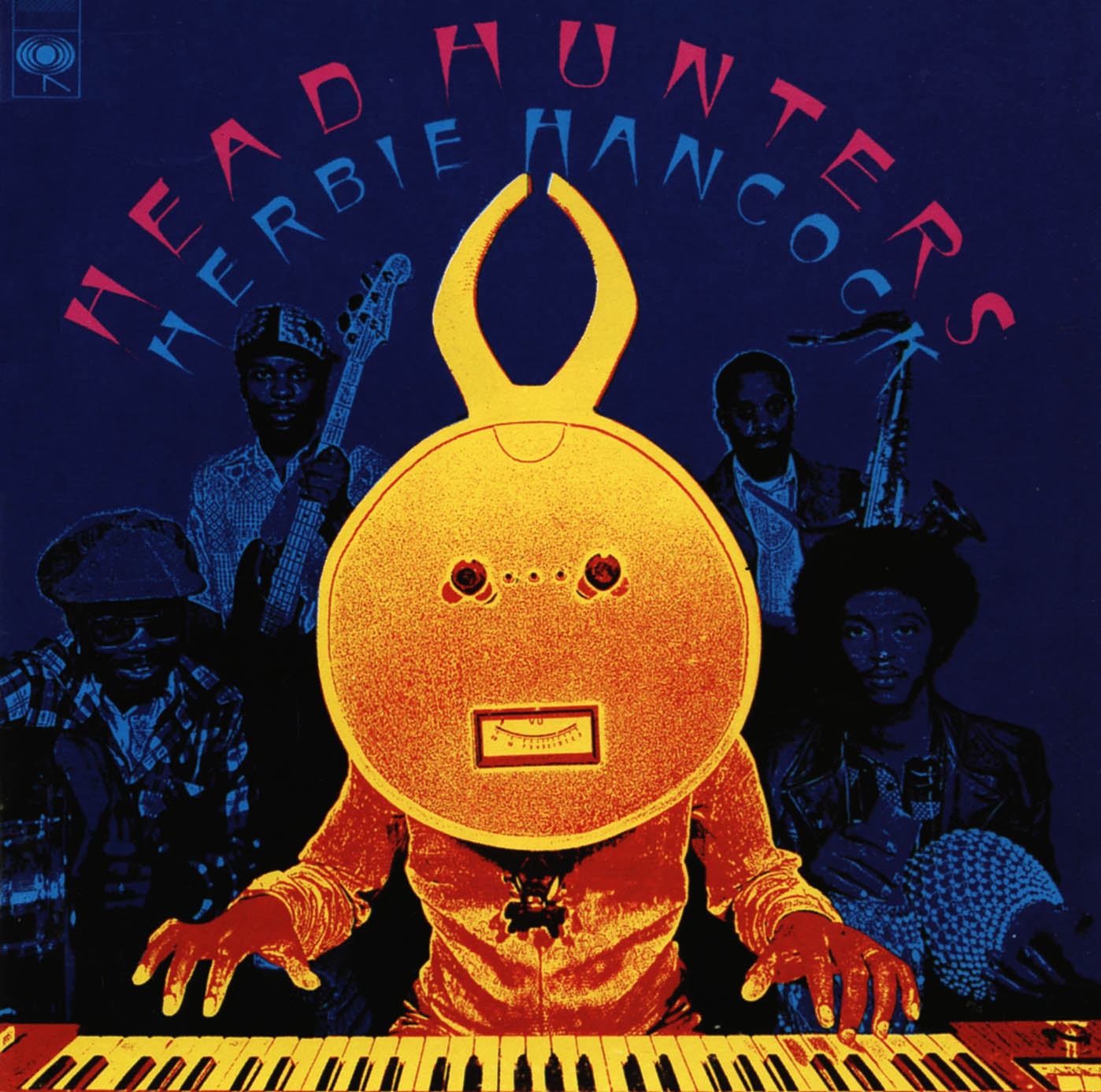 Headhunter Album Cover
