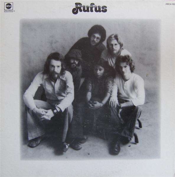 Cover of Rufus Album