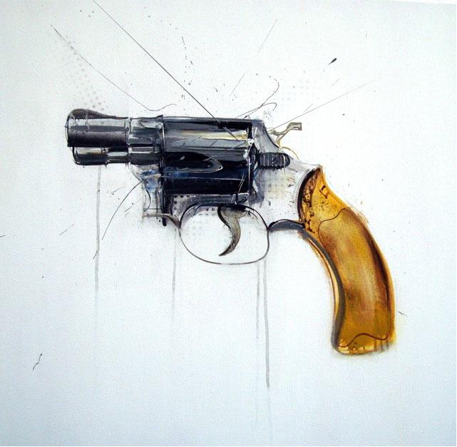 Dave White - Revolver