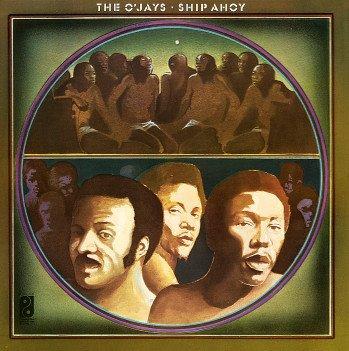 The O'Jays Ship Ahoy Album Cover