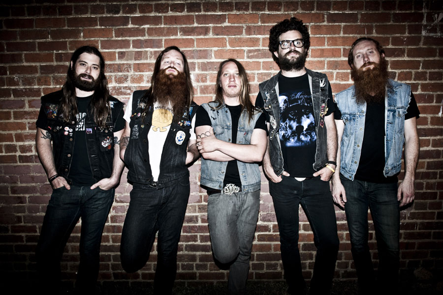 Valient Thorr Group Photo