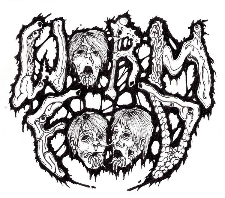 Wormfood Logo By Matt Slime Bucket