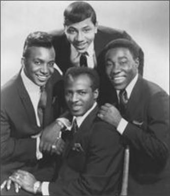 Early O'jays Quartet