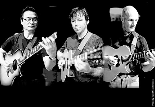 California Guitar Trio Band Group