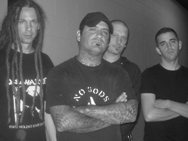 Phobia Band Group Photo 2010