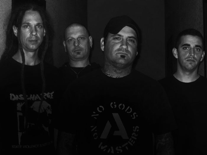 Phobia's band photo