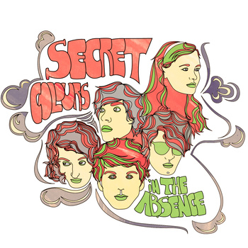 Secret Colours In The Absence Single Cover