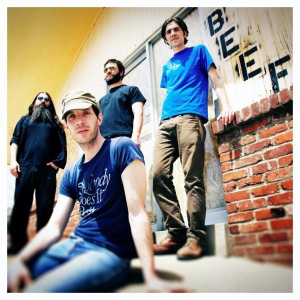 Shipping News Group Band Photo