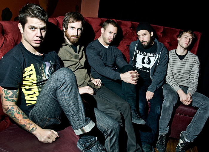 The Dillinger Escape Plan photo by Nathaniel Shannon