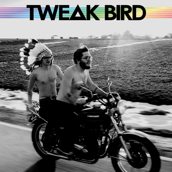 Tweak Bird Band Photo