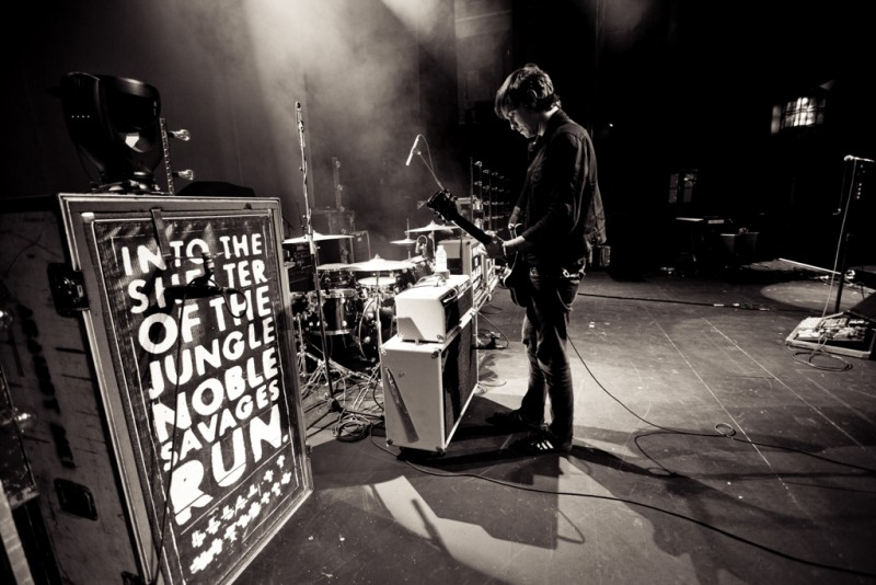 Against Me Live Band Photo