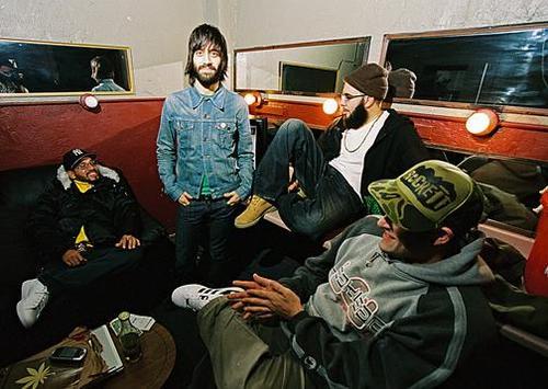 Glassjaw Band Picture