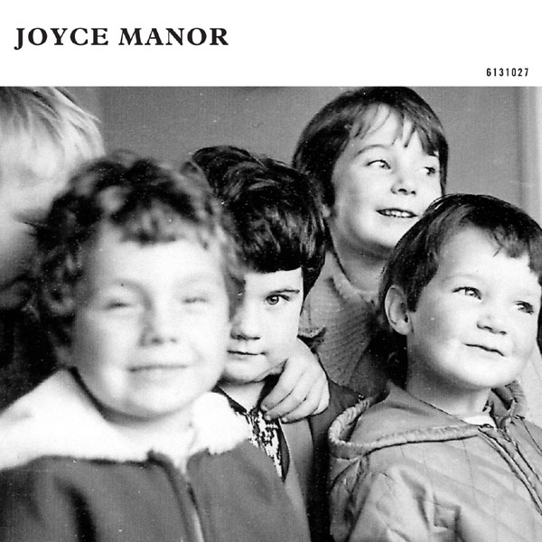 Joyce Manor Self-Titled Album Cover on 6131 Records