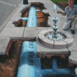 Julian Beever - Beneath Every Street