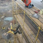 Julian Beever - Building Accident