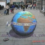 Julian Beever - Make Poverty History