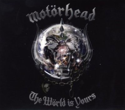 The Wörld Is Yours album cover by Motörhead