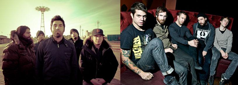 Deftones to Tour with Dillinger Escape Plan Spring 2011