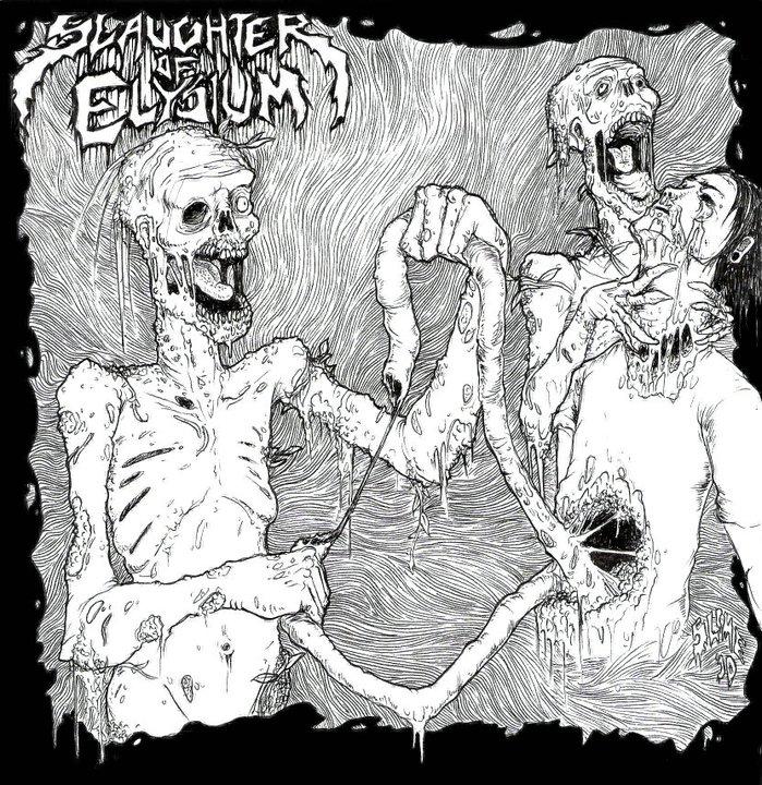 Slaughter of Elysium Art by SLIME