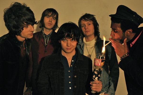 The Booze Group Band Photo