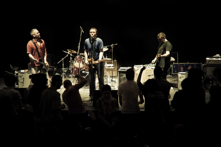The Ex live photo by Tanya Traboulsi