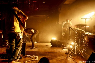 Glassjaw Live in Pittsburgh at Altar Bar
