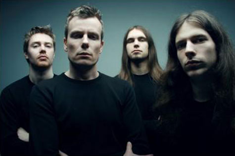 Obscura band group photo