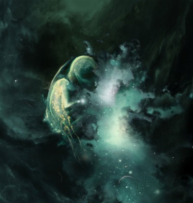 Obscura Omnivium Artwork Inside Panal #3