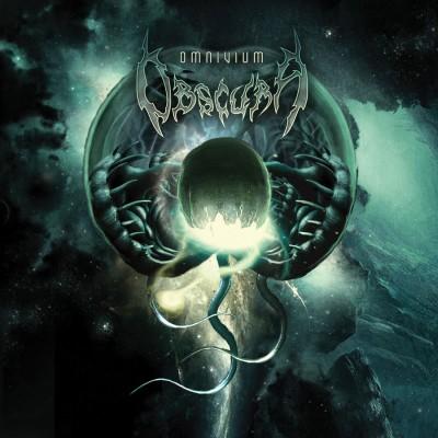 Obscura Omnivium Album Cover