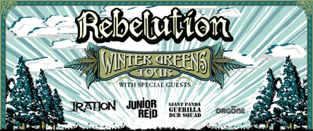 The Winter Greens Tour